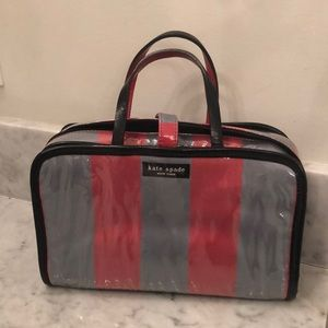 👛 KATE SPADE ♠️ cosmetic travel bag